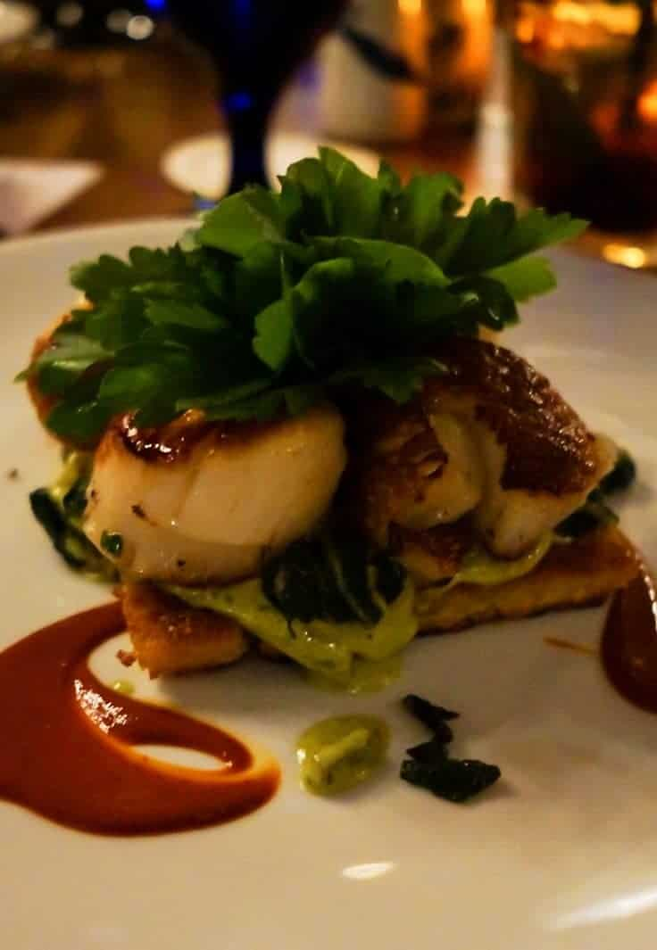 Easily our pick for the best restaurant in Houston Texas. Hugo's Restaurant located in Houston's trendy Montrose neighbourhood serves up a delicious dinner that won't disappoint. | Houston | Texas | Restaurant | Best Restaurant in Houston |