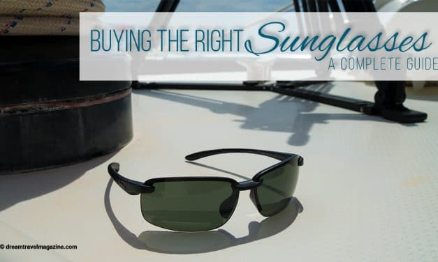Complete Guide To Buying The Right Sunglasses