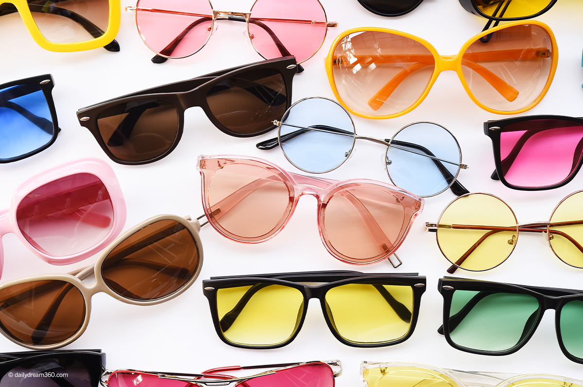 Buying The Right Sunglasses: The 10 Best Classic Sunglasses Styles