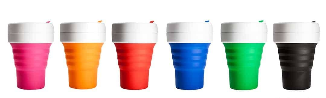 Colours Stojo Spill Proof Collapsible Travel Cup Review