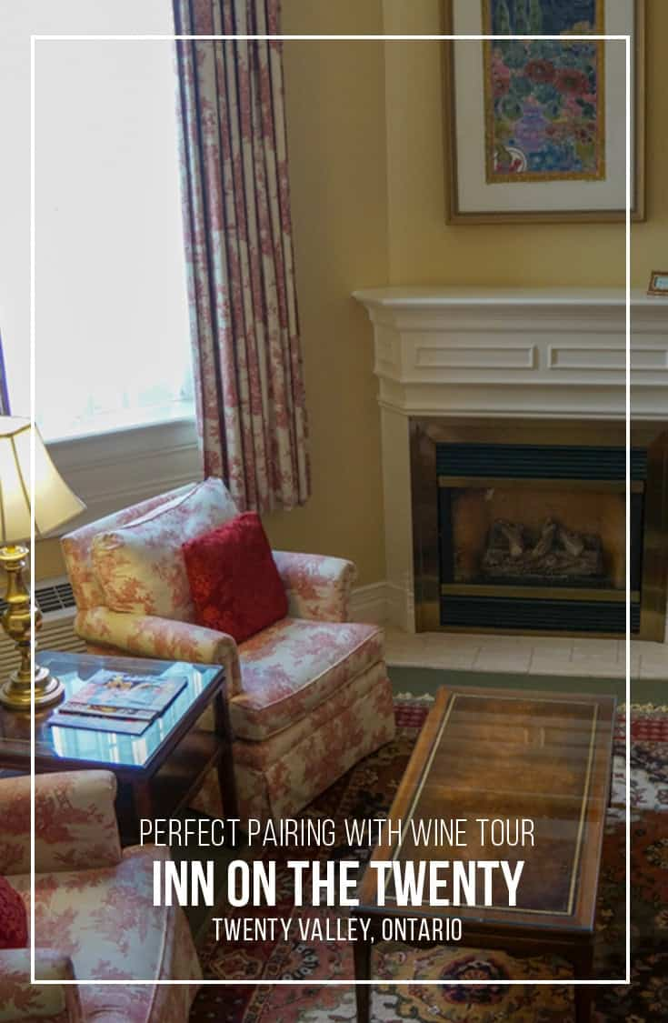 Looking for a great place to stay while discovering Ontario's Wine Country? Inn on the Twenty is a great little boutique hotel located in the heart of Jordan Village in Ontario's Twenty Valley Region. With loft suites and optimal location near some great Ontario wineries you can't go wrong with this little gem! | #Hotel #BoutiqueHotel #WineTour #Ontario #Niagara #WineRegion |