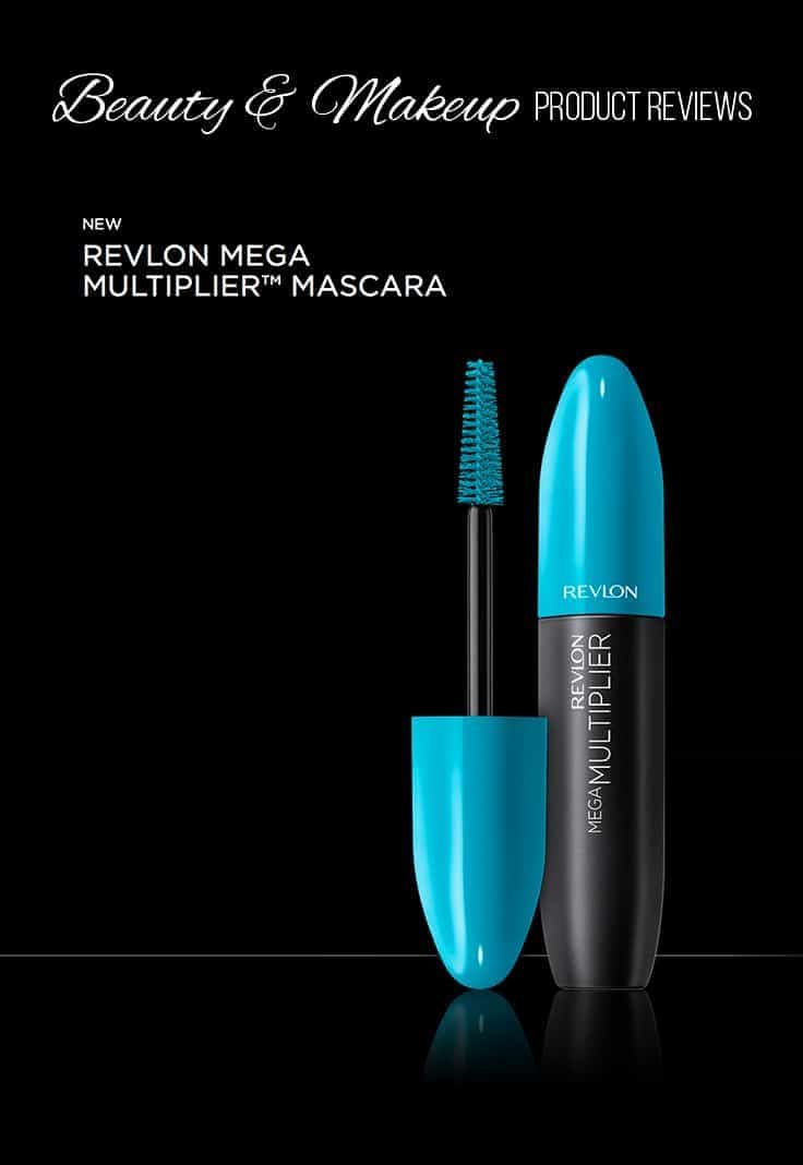 Our beauty editors review Revlon Mega Multiplier Mascara to see if it lives up to its claims. We received this product as part of an Influenster Voxbox for testing purposes. | Revlon | Mascara | Mega Multiplier Mascara | Review | Influenster |