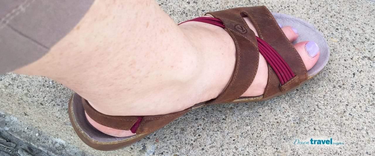 Keen Dauntless Strappy II Sandal review