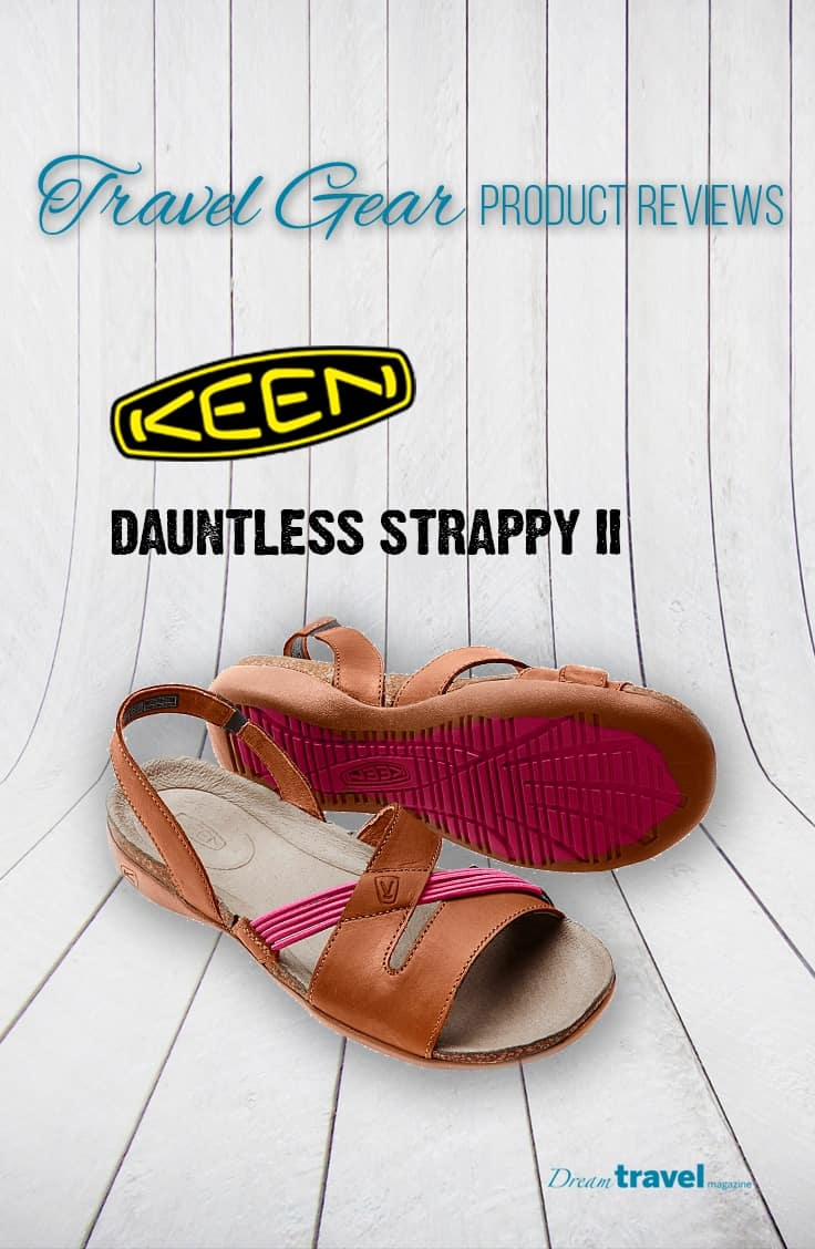 b92d60aac06e Travel Gear Review  Keen Dauntless Strappy II Sandals