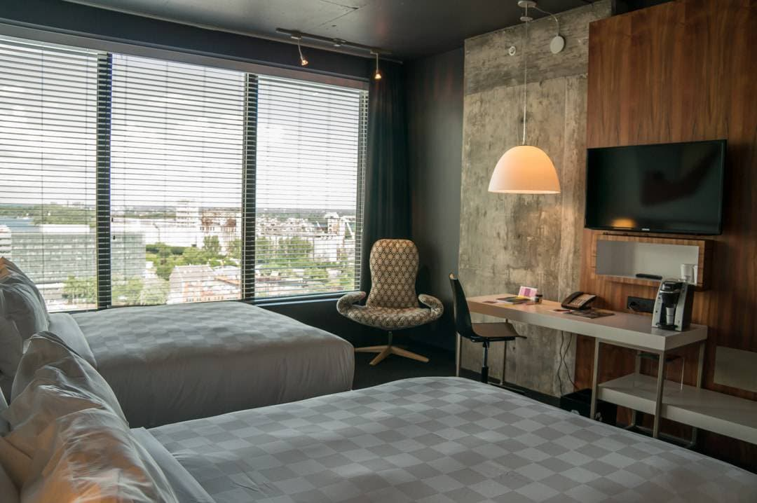 Room Alt Hotel Montreal Griffintown