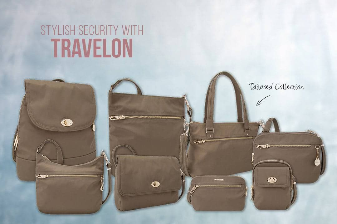 27809e554a Travelon Bags Provide Stylish Security During European Vacation