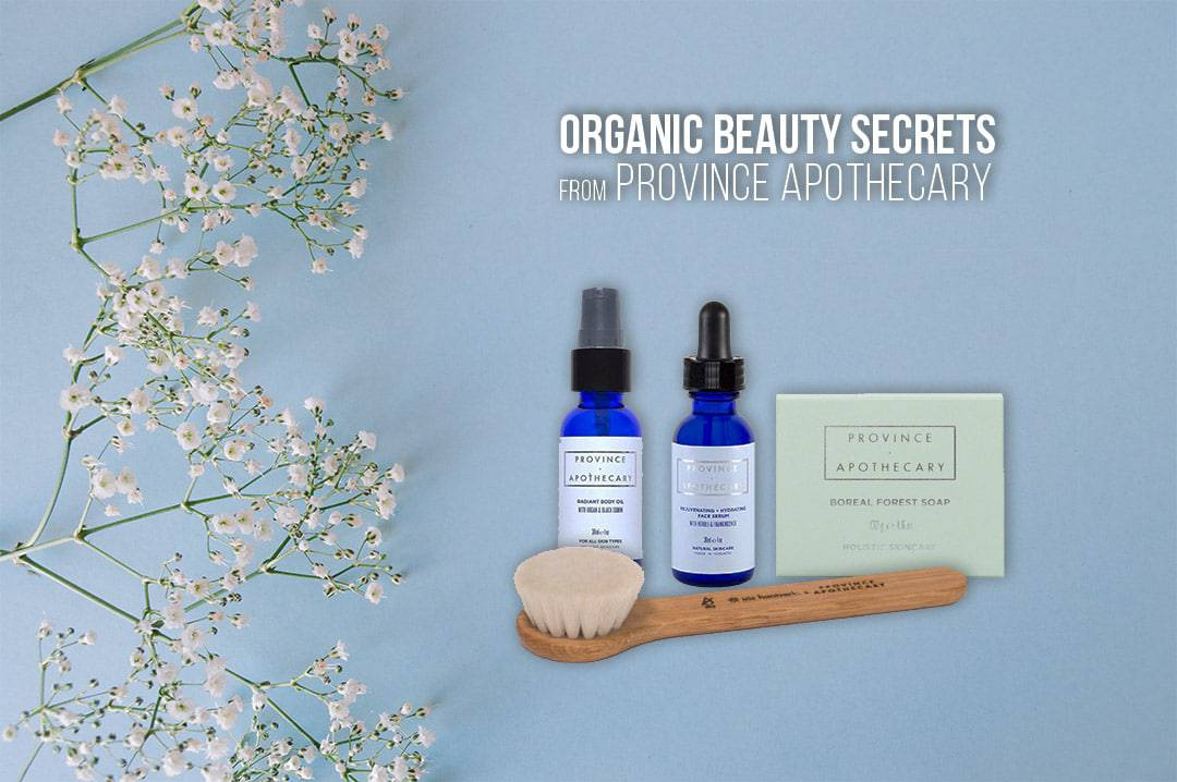 Province Apothecary Organic Skincare and Beauty Products