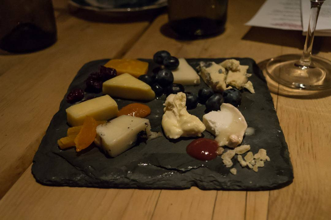 World Travel Cheese Platter Talula's Garden Philadelphia