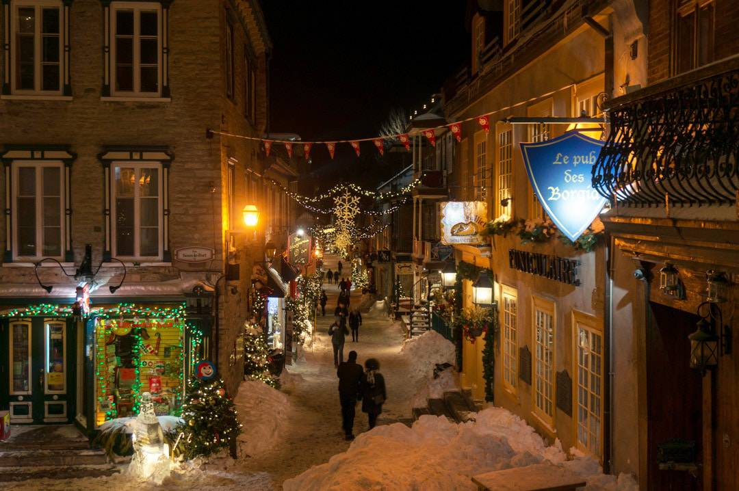 10 Things to do on a Dream Winter Escape in Quebec City