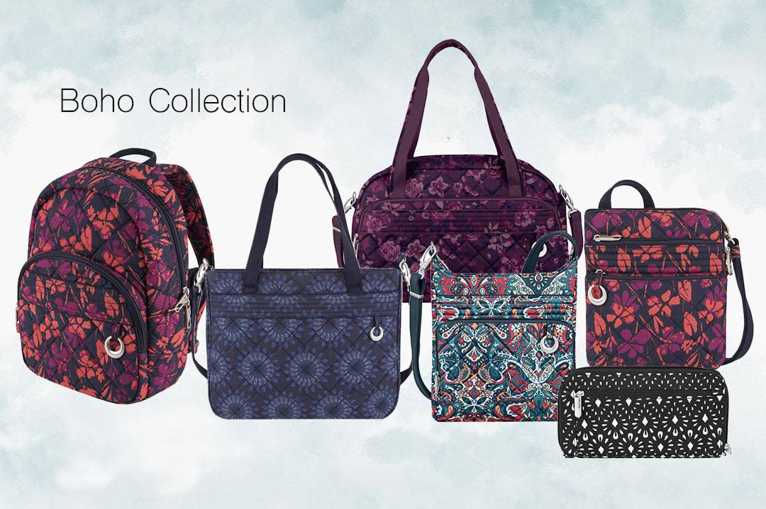 Boho Collection The Right Anti-Theft Bags