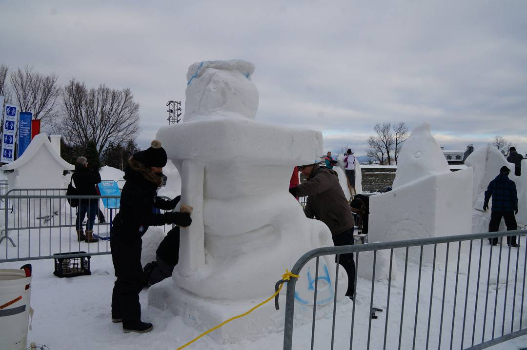In this post, we share 10 things you must do at the Winter Carnival in Quebec City. From meeting Bonhomme, sampling carnival eats to some special winter activities take a look at this list to make sure you don't miss out on any of the fun.   Quebec   Quebec City   Winter Carnival  