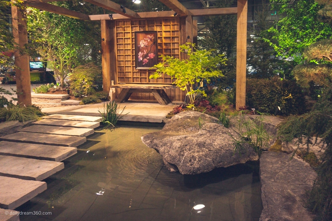 Featured Garden at Canada Blooms 2019