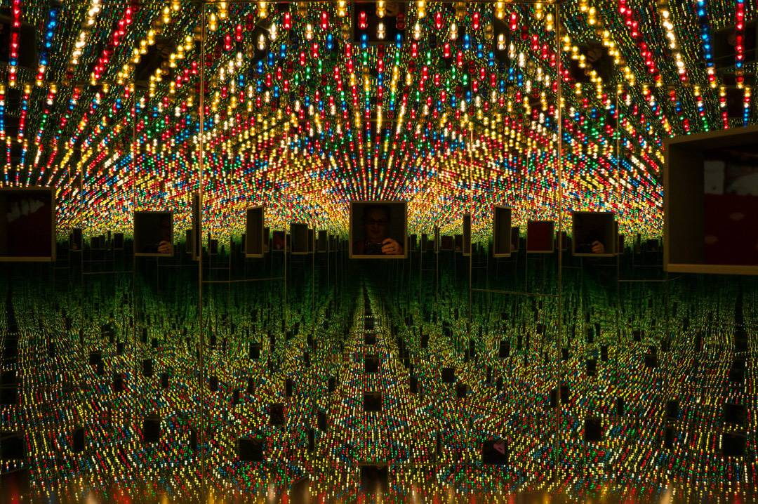 The Yayoi Kusama: Infinity Mirrors Exhibit and The Not So Secret Nightlife of AGO First Thursdays