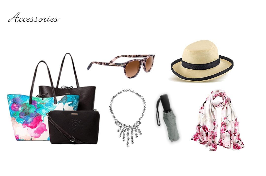 Stylish Spring Packing List - 7-Days of Spring Vacation Outfits
