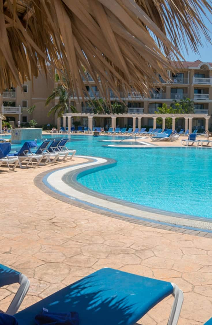 The Iberostar Laguna Azul is a large all-inclusive resort in Varadero Cuba. Great for groups and meetings or multi-generational families travelling together. | Cuba | Varadero | Resorts | All-inclusive resorts |