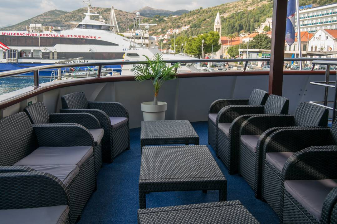 Lower Deck Elite Travel Adriatic Princess Cruise Ship