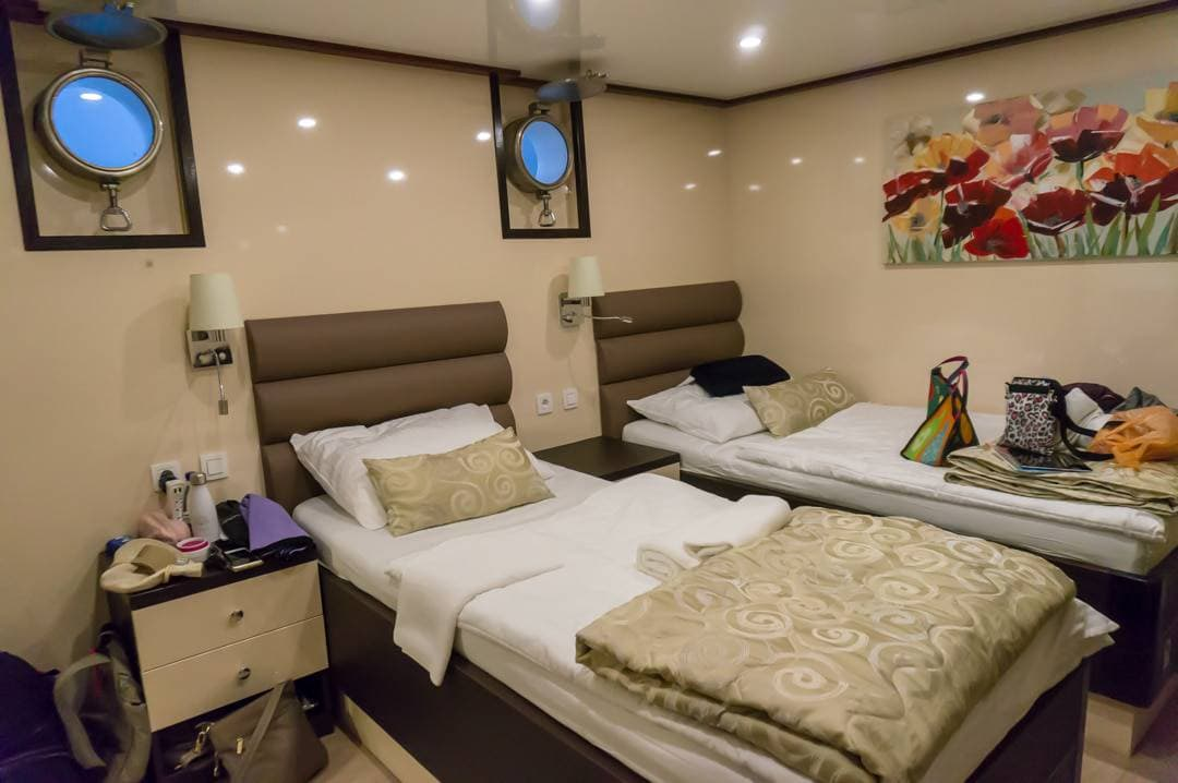 Cabin 15 Elite Travel Adriatic Princess Cruise Ship