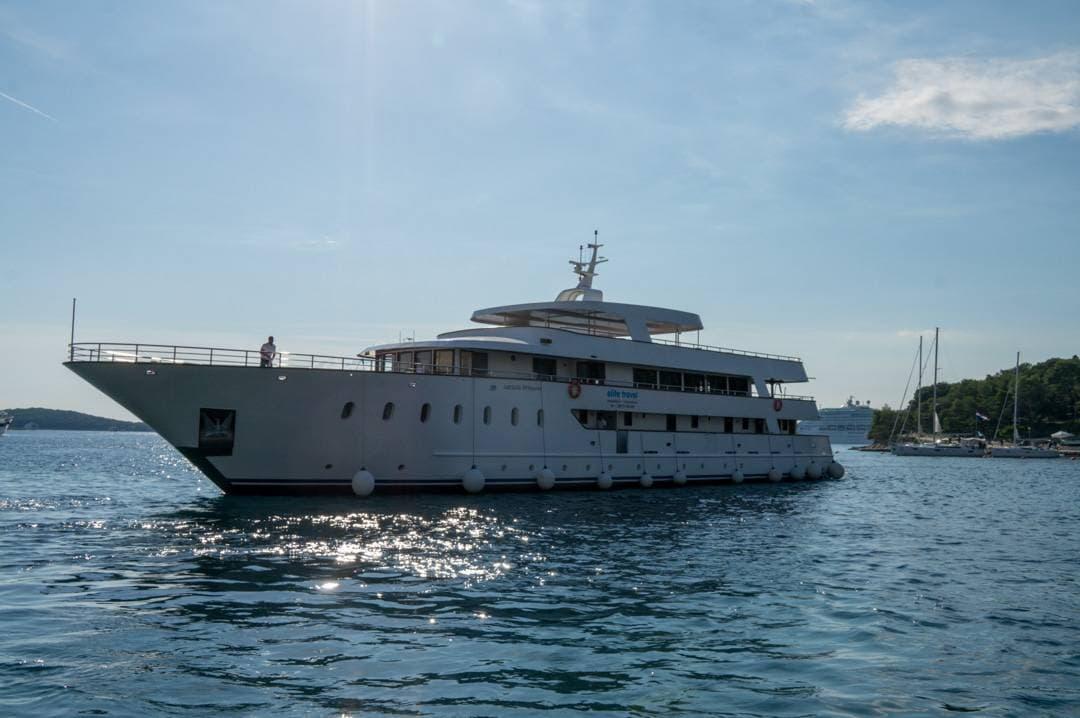 Elite Travel Adriatic Princess Cruise Ship-7