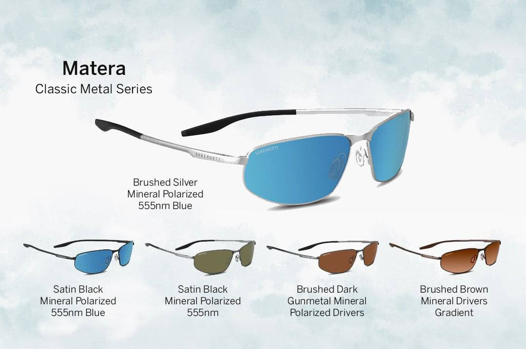 Metera Serengeti Sunglasses 2018