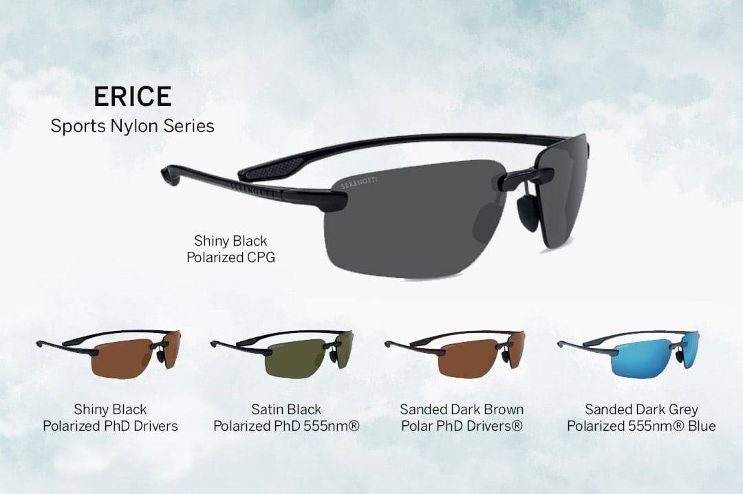 Erice Serengeti Sunglasses 2018