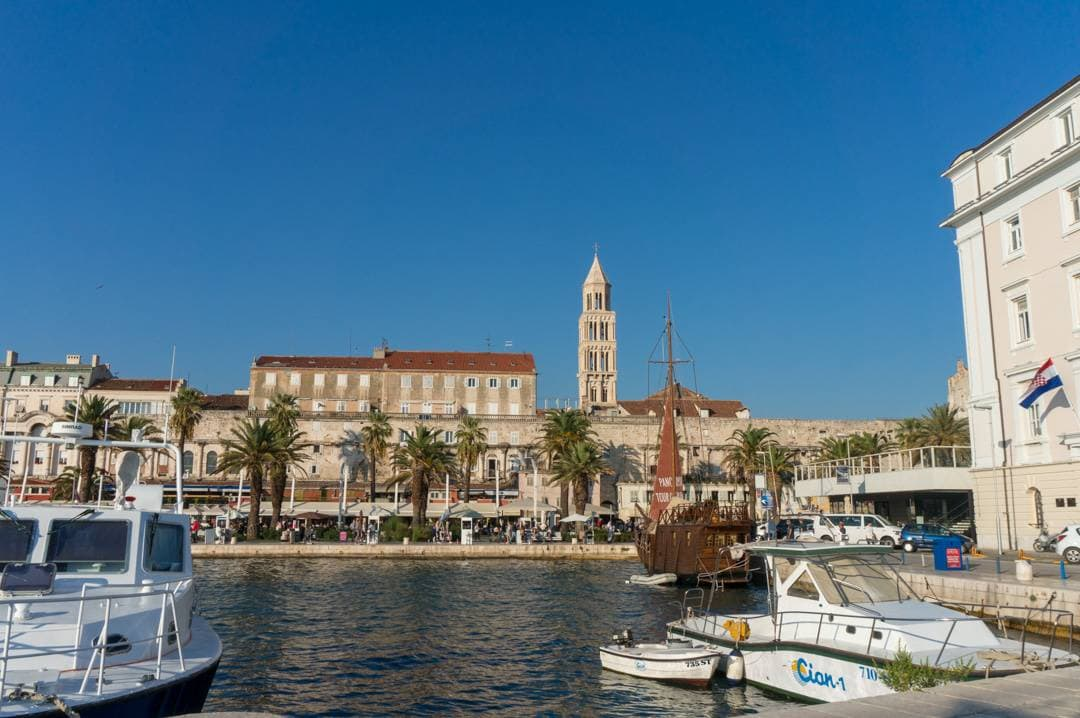 Split Island Hopping in Croatia 7-Day Adriatic Cruises from Split to Dubrovnik