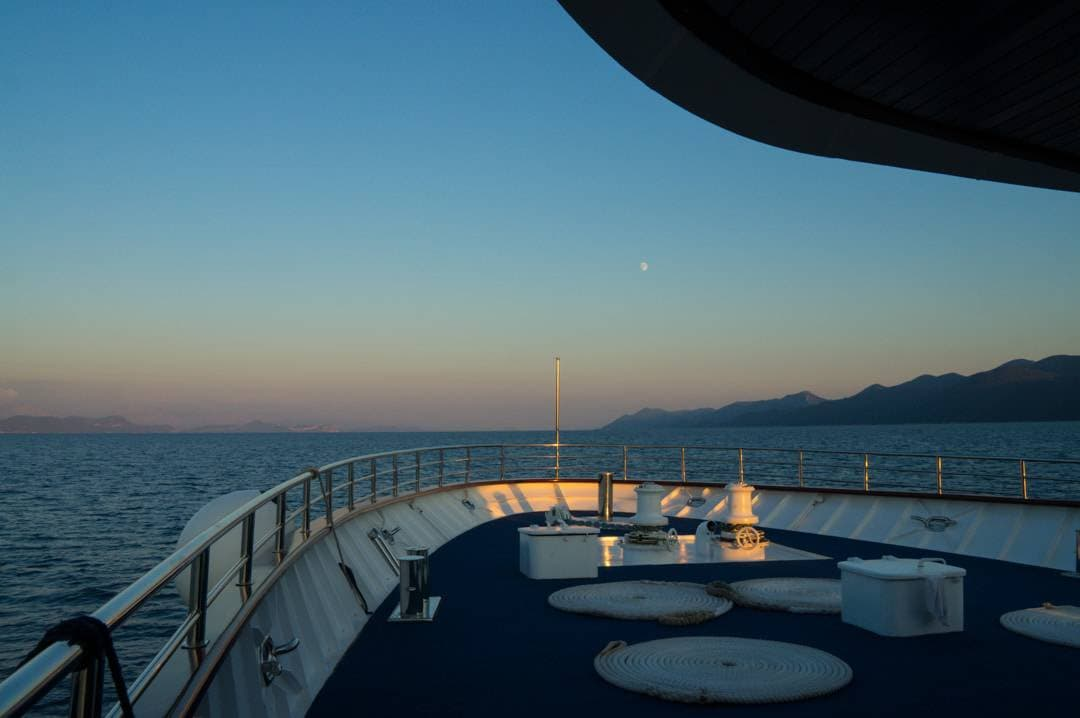 Elite Travel Adriatic Princess Cruise Ship