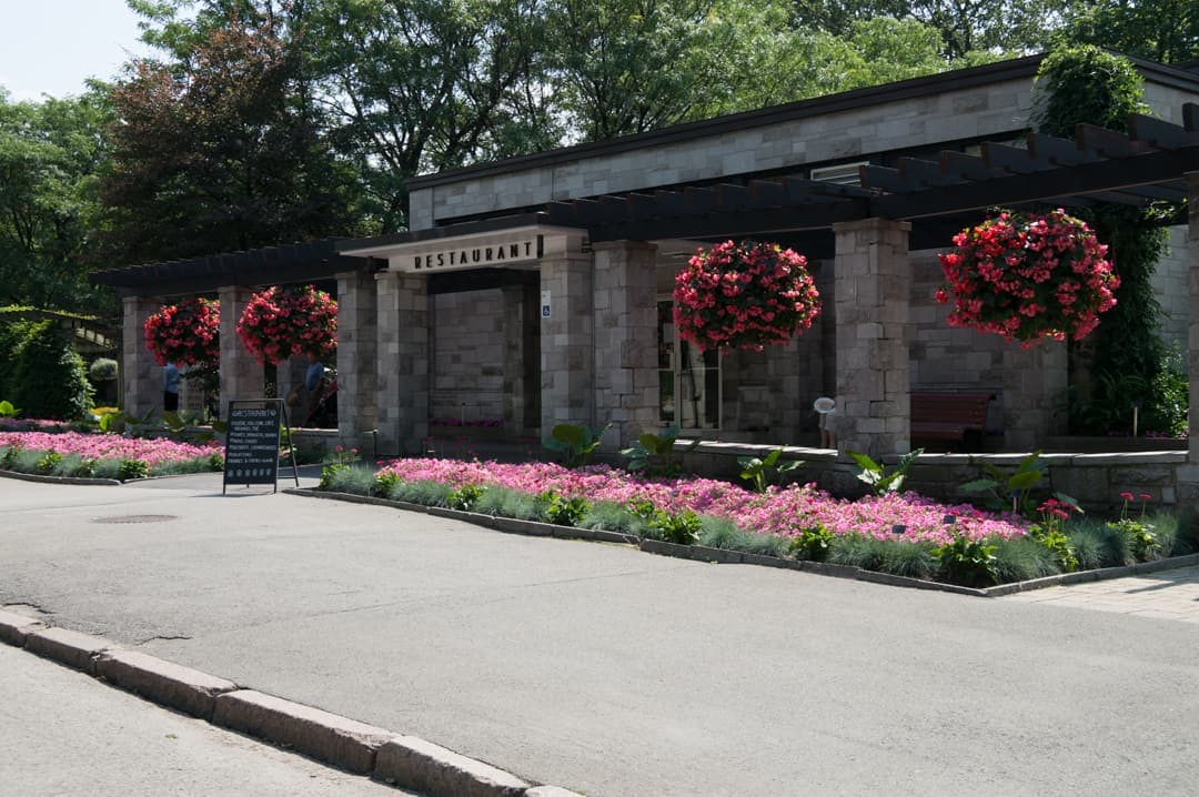 Garden Walk Dining: Getting Lost On A Walk Through Montreal Botanical Gardens