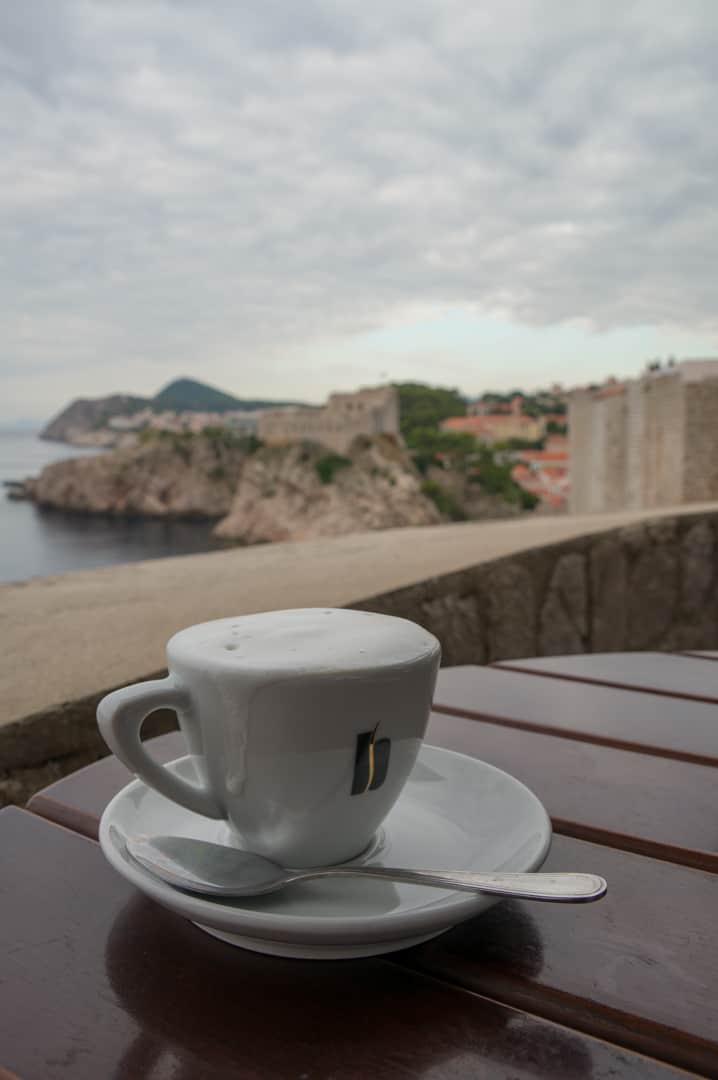 If you are looking for things to do in Dubrovnik Croatia one of the most popular attractions by far is the Dubrovnik City Walls Walk. This self-guided walk offers spectacular views of Dubrovnik and its shores. In this post, we share some great tips on things you need to know about the Dubrovnik wall walk including some tips for photographers on the location of the sun for the best shots of the city. | #croatia #dubrovnik #wallswalk #thingstodo #gameofthrones #attraction|