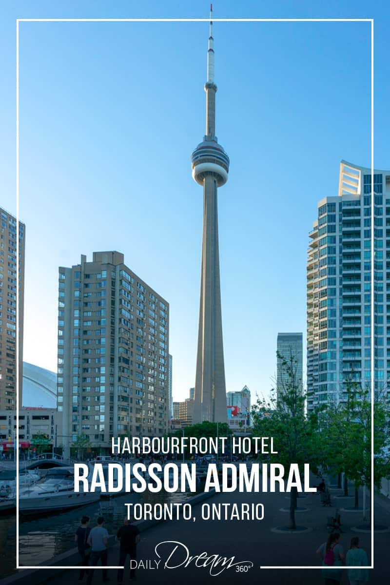 Located right on the waterfront in Toronto's Harbourfront district, the Radisson Admiral Harbourfront hotel is a great place to stay when visiting the city. Close to Toronto attractions and featuring a lovely restaurant and rooftop pool in its hotel facilities it makes for a great staycation, spot for business travellers or anyone vacationing in Toronto that want to be close to its most popular attractions. | #Toronto #hotel #harbourfront #waterfront #Radisson |