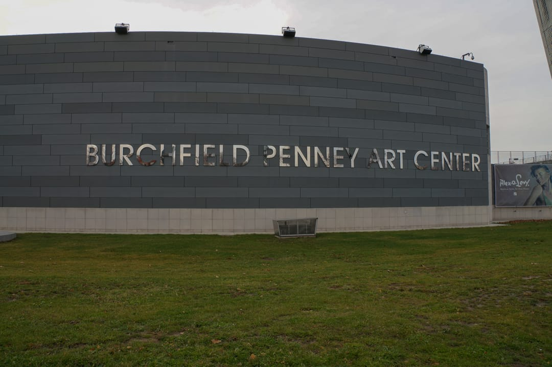 Burchfield Penney Art Center Buffalo NY