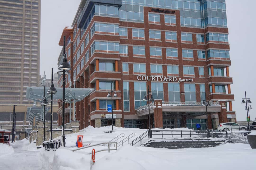 Courtyard by Marriott Buffalo Canalside