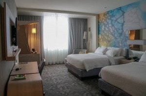Double Room Courtyard by Marriott Buffalo Canalside