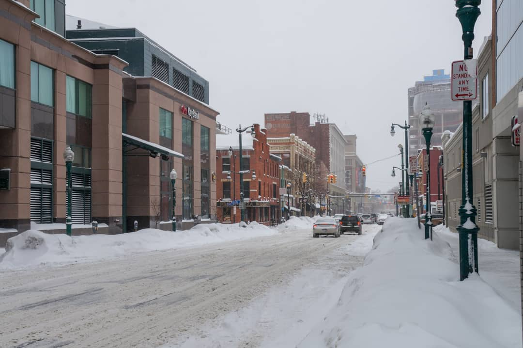 Things to do in Downtown Buffalo during the winter