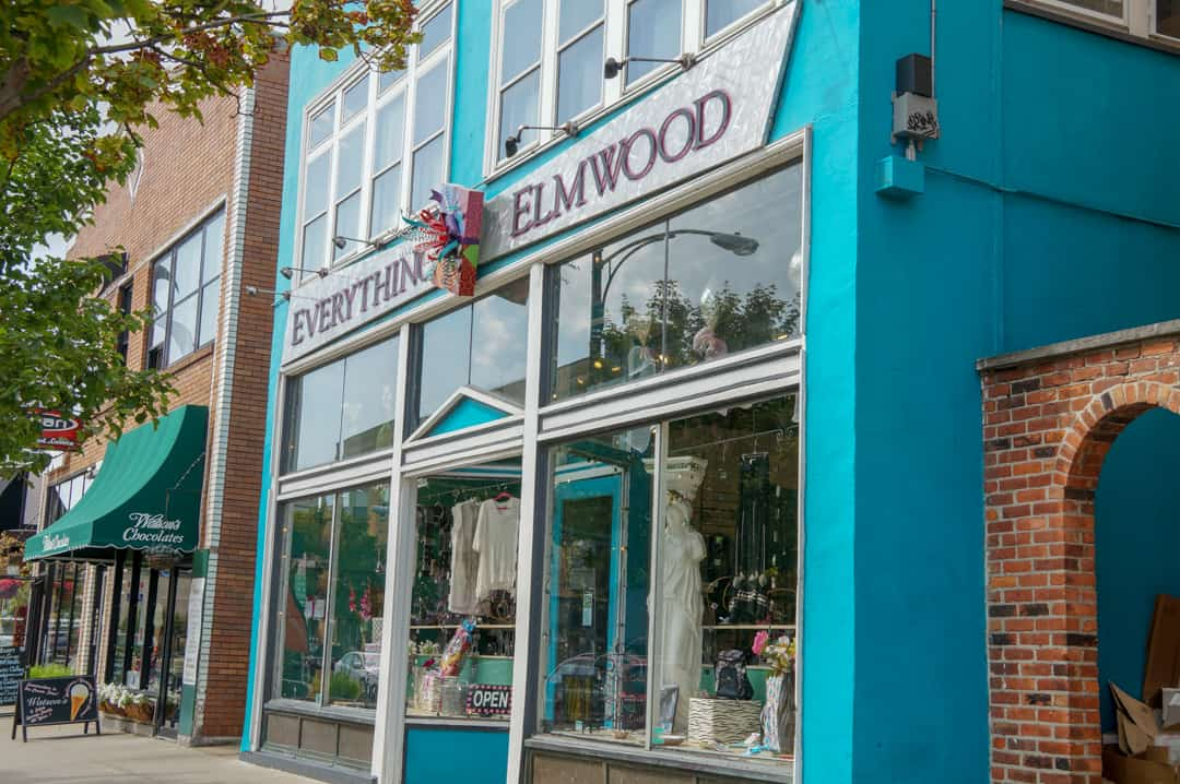 Elmwood Village Buffalo NY
