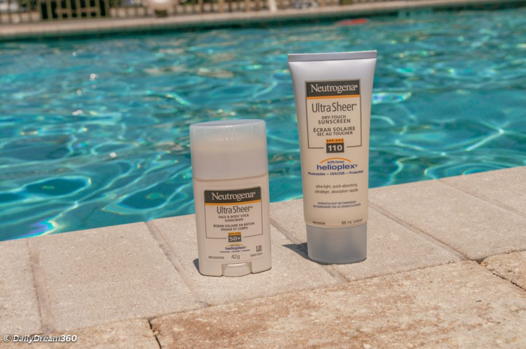 Lightweight and Non Sticky Sunscreen A Neutrogena Sunscreen Review