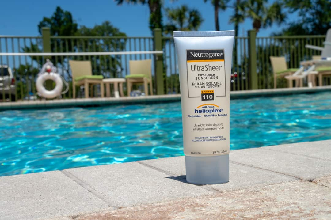 Neutrogena Ultra Sheer Sunscreen Cream