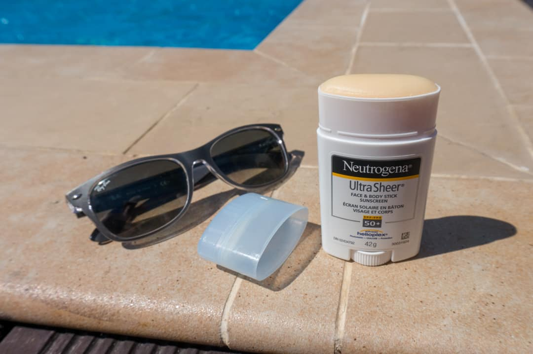 Neutrogena Face and Body Sunscreen Stick