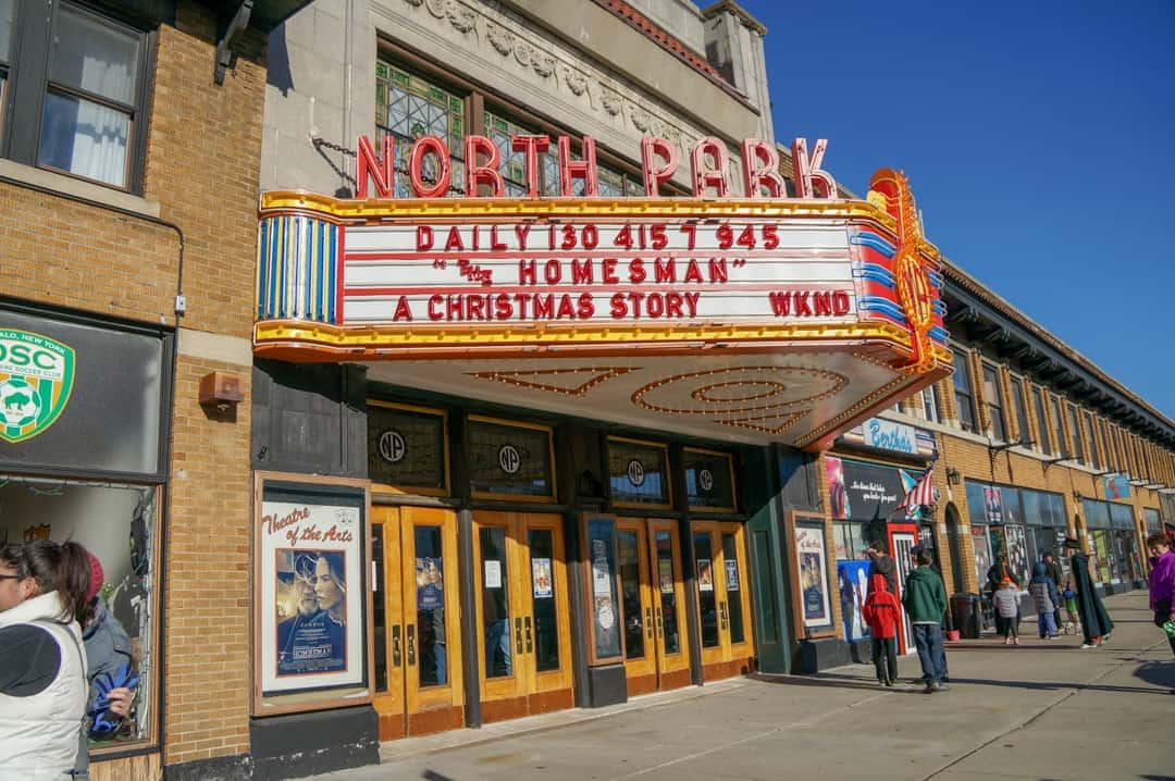 North Park Theater Buffalo New York