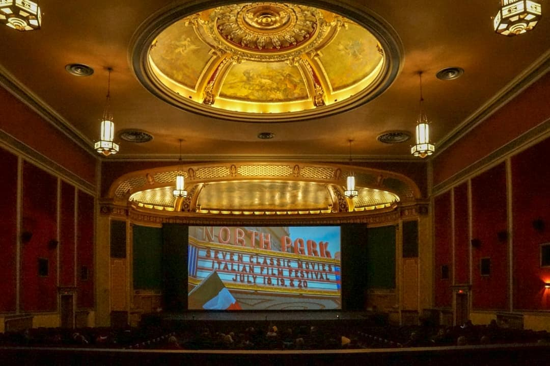 North Park Theater Buffalo