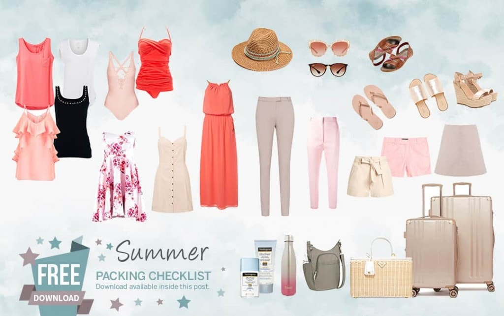 featured_7 day summer packing list