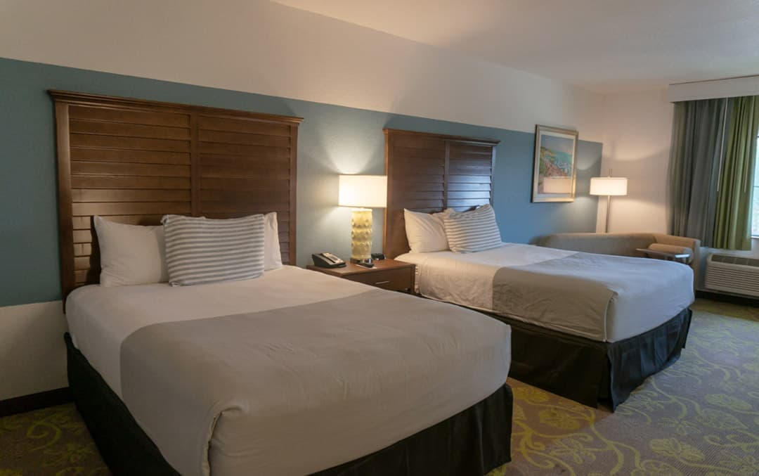 Double room at Tryp by Wyndham St. Augustine