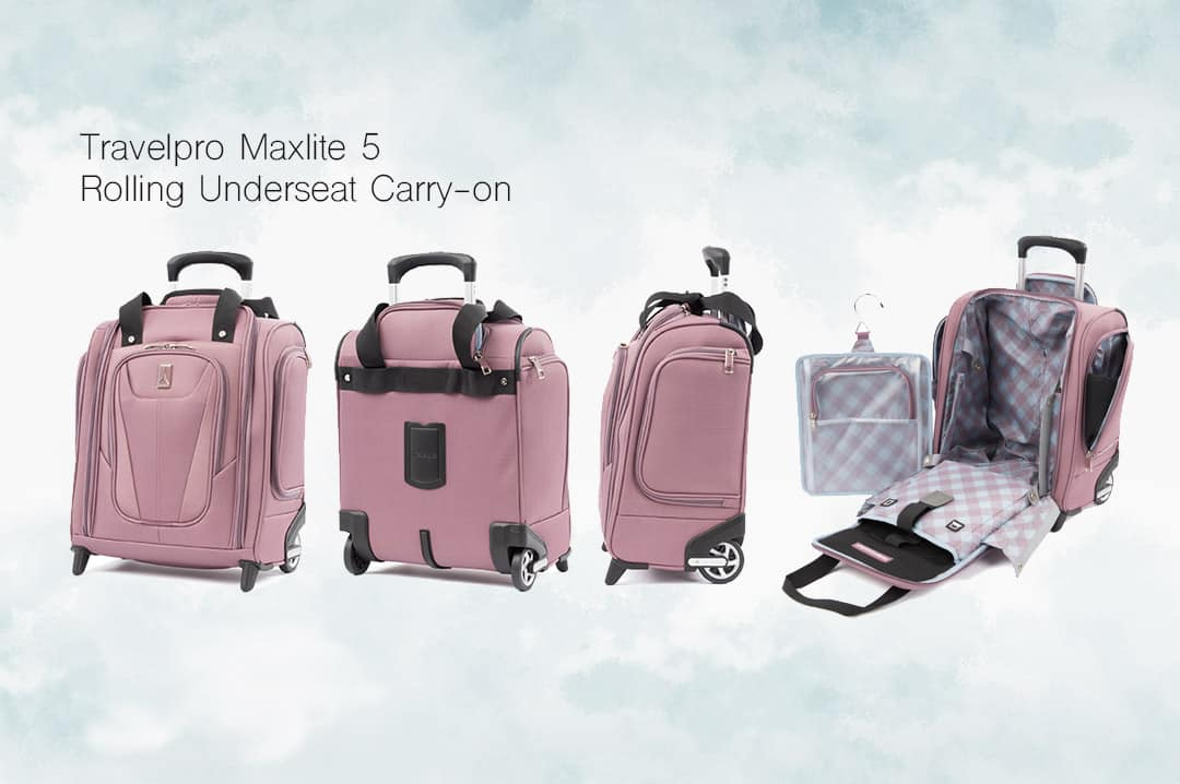 Styles Travelpro Maxlite 5 lightweight luggage collection