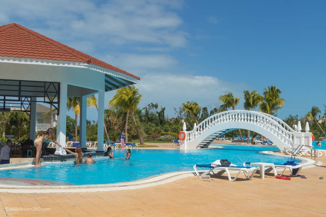 main pool in Family section of Iberostar Cayo Santa Maria Cuba