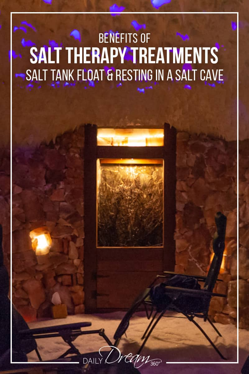 Salt cave Benefits of Salt Therapy Treatments
