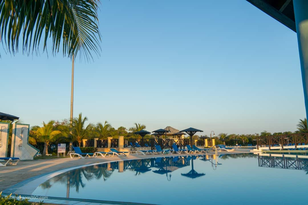 Pool at Hotel Playa Costa Verde Holguin Cuba