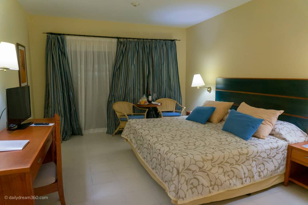King Room plus section Dream Vacation at Hotel Playa Costa Verde Holguin Cuba