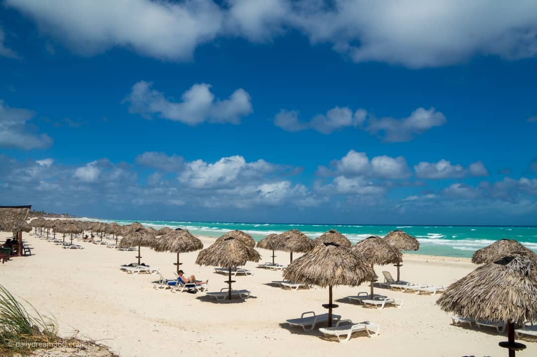 The best beach in Cayo Coco is at Iberostar Mojito, Cayo Coco, Cuba