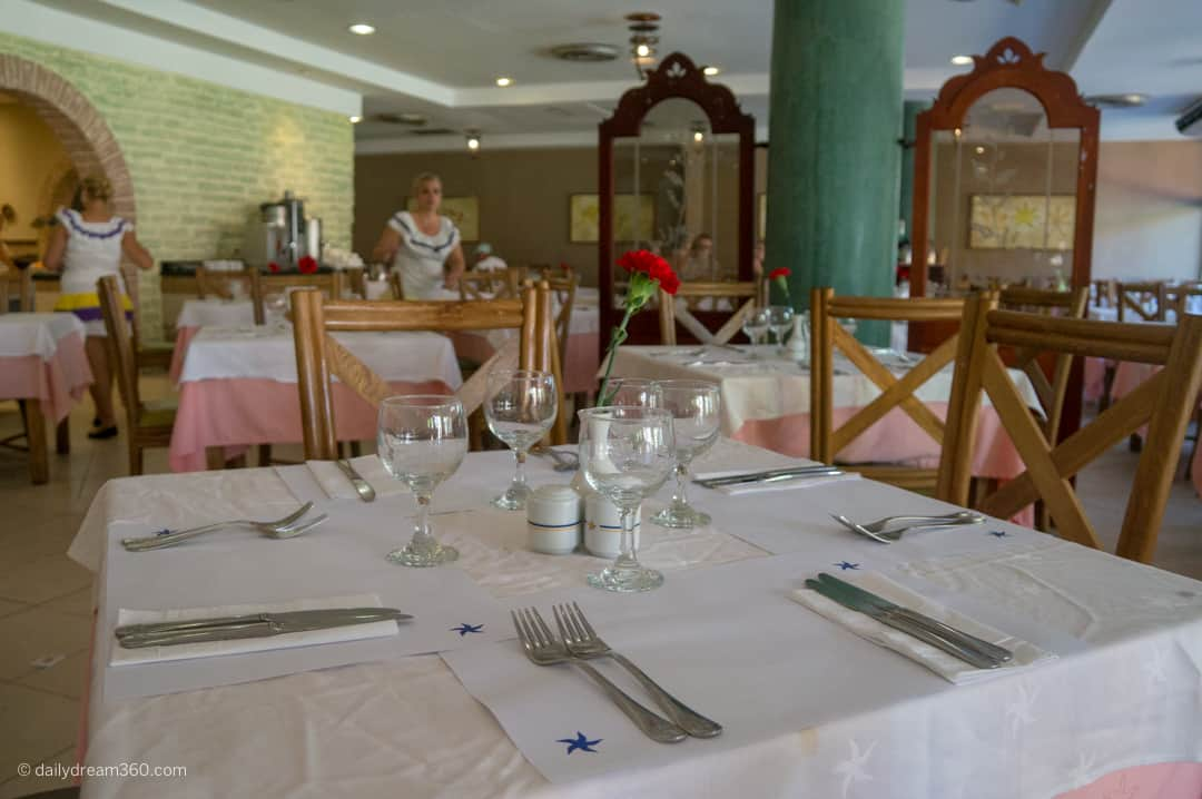 Dining Room Family friendly fun at Iberostar Tainos, Varadero