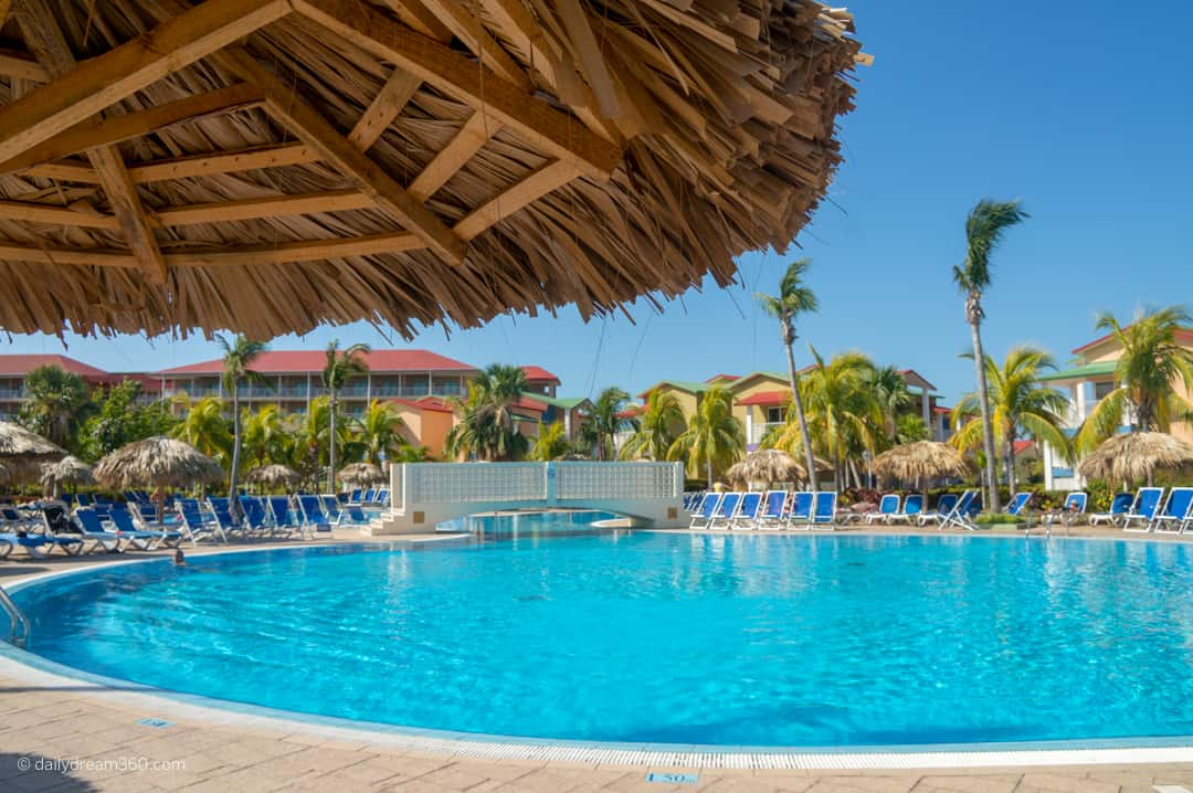 Quiet Pool Family friendly fun at Iberostar Tainos, Varadero