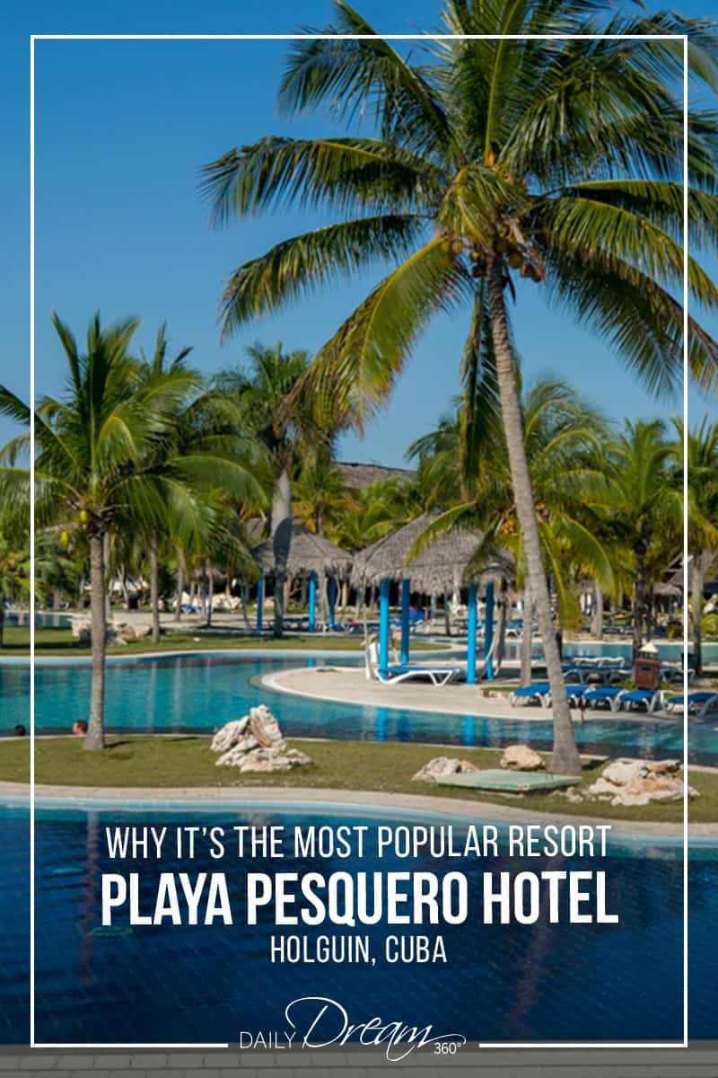 Rated the number one hotel in Cayo Coco The Playa Pesquero is a huge resort with more amenities than you can enjoy in one trip.